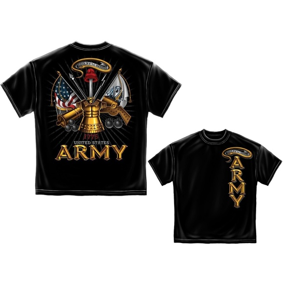 Fruit of the Loom Other - 5/25$ United States Army T-Shirt NWOT